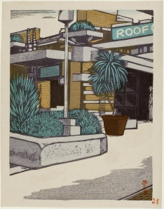 Imperial Hotel (#45), 10/1/1930, Henmi Takashi